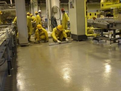 聚氨酯耐防腐地坪